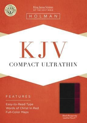 Compact Ultrathin Bible-KJV price comparison at Flipkart, Amazon, Crossword, Uread, Bookadda, Landmark, Homeshop18