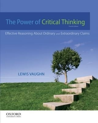 the power of critical thinking exercise answers