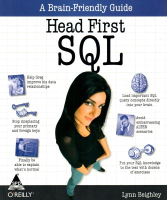 Buy Head First SQL 1st Edition: Book