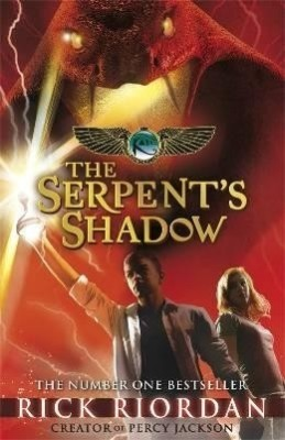 Buy Kane Chronicles: The Serpent's Shadow: Book