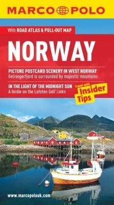 Buy Norway Marco Polo Guide With Map At Flipkart Snapdeal - Norway map amazon
