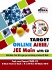 Target Online AIEEE/JEE Main: Past Year Papers 2002 - 19 (With CD)