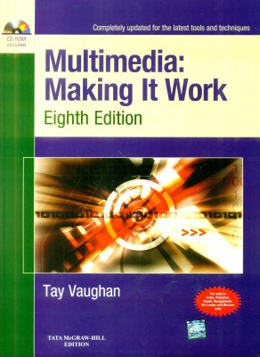 Buy Multimedia : Making it Work (With CD) 8 Edition: Book