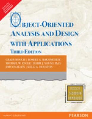Object-Oriented Analysis and Design with Applications 3 Edition price comparison at Flipkart, Amazon, Crossword, Uread, Bookadda, Landmark, Homeshop18