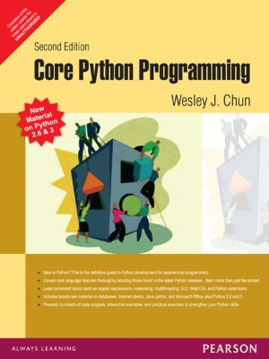 Buy Core Python Programming 2ndEditon Edition: Book