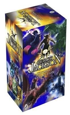 Buy Percy Jackson Ultimate Collection Box Set 1st  Edition: Book