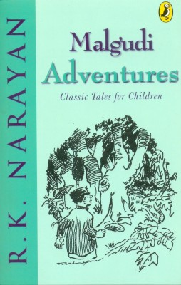 Buy Malgudi Adventures: Classic Tales For Children 1st Edition: Book