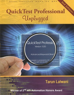 Buy QuickTest Professional Unplugged (covers version 11.00) 2nd Edition: Book