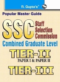 Ssc Bined Graduate Level Tier Iii Paper