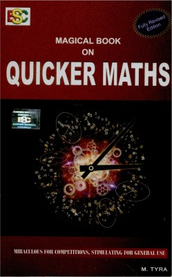 Buy Magical Book On Quicker Maths 3 Edition: Book