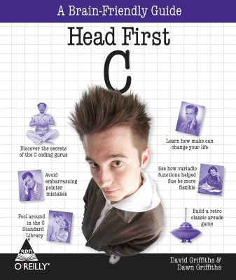 Buy Head First C: Book