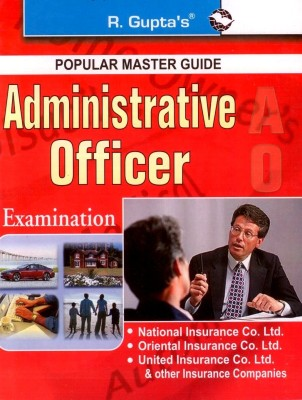 Buy Insurance Administrative Officer Exam Guide: Book