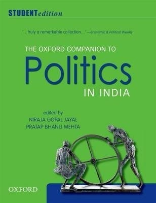 Buy Companion to Politics in India: Book