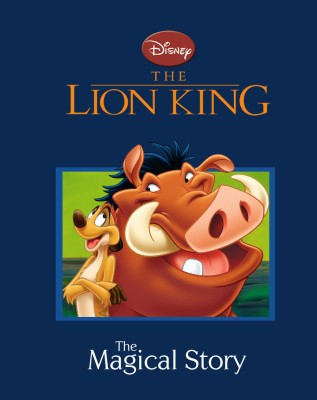Buy The Lion King: The Magical Story: Book