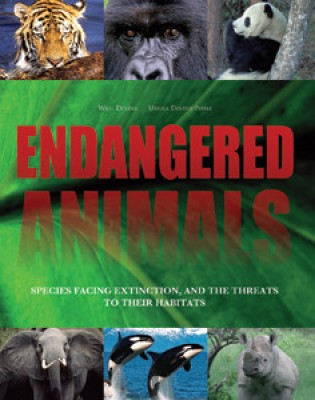 Endangered Animals price comparison at Flipkart, Amazon, Crossword, Uread, Bookadda, Landmark, Homeshop18