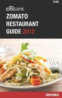 Citibank Zomato Restaurant Guide 2012 (Pune): Book