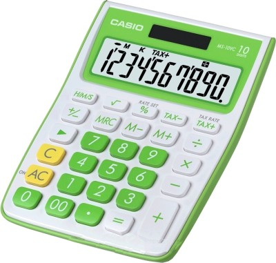 Buy Casio MS-10VC-GN Basic: Calculator