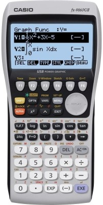 Buy Casio fx-9860G- II Scientific: Calculator