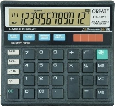 Buy Orpat OT 512T Basic: Calculator