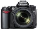 Nikon D90 SLR - Black, With  AF-S 18-105mm VR Kit Lens