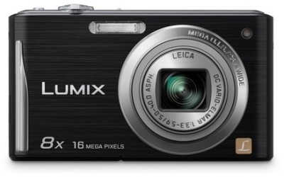 Buy Panasonic Lumix DMC-FH25 Point & Shoot: Camera