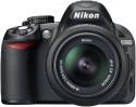 Nikon D3100 SLR - Black, With ( AF-S 18-55mm VR Kit Lens)
