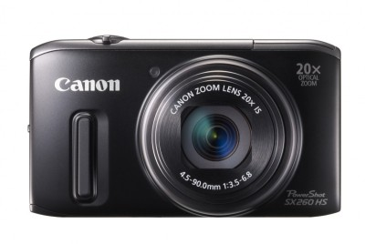 Buy Canon PowerShot SX260 HS Point & Shoot: Camera