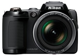 Buy Nikon Coolpix L120 Point & Shoot: Camera