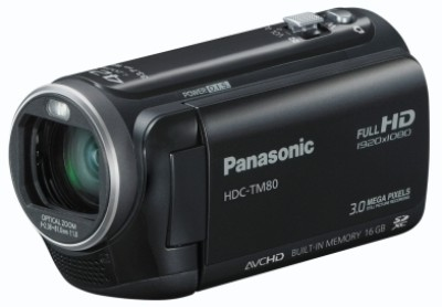 Buy Panasonic HDC-TM80 Camcorder: Camera