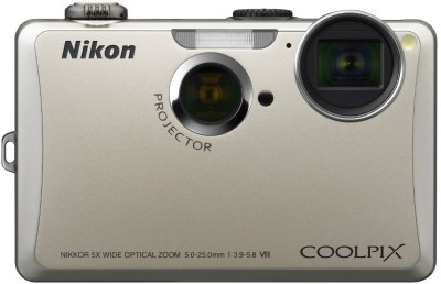 Buy Nikon Coolpix S1100PJ Point & Shoot: Camera