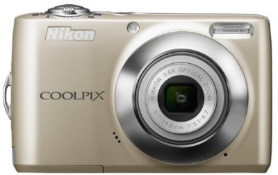 Buy Nikon Coolpix L24 Point & Shoot: Camera