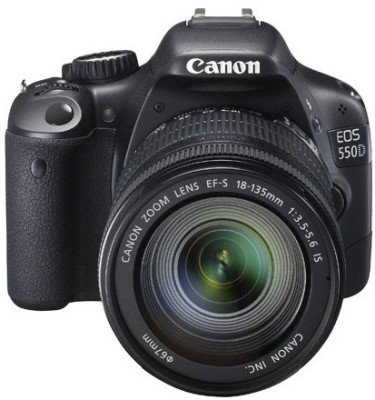 Buy Canon EOS 550D SLR: Camera