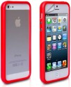 KolorFish Bumper Case For IPhone 5 - Red