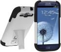 Amzer Case For Samsung Galaxy S3 - Black & White