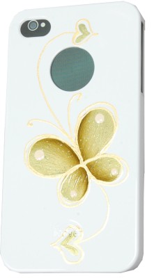 Buy I Cover IC-P88884WHBH for Apple iPhone 4: Cases Covers