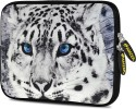 Amzer Pouch For Samsung Galaxy Tab 3 10.1 P5210, Apple IPad Air, Samsung Galaxy Note 800 - White & Black