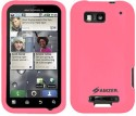 Amzer Case for Motorola DEFY Plus, Motorola DEFY MB525 - Pink