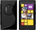 S-Line Case For Nokia Lumia 1020 - Black