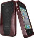 ISkin Case For 4S, IPhone 4 - Red
