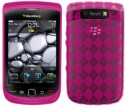Amzer Case For BlackBerry Torch 9810, BlackBerry Torch 9800 - Hot Pink