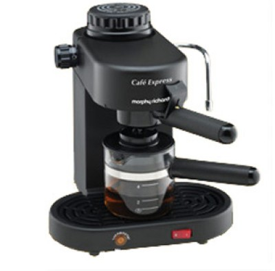 Buy Morphy Richards Cafe Express Coffee Maker: Coffee Maker