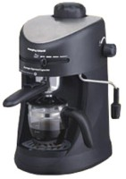 Morphy Richards Europa Espresso / Cappuccino CM 4 Cups Coffee Maker: Coffee Maker