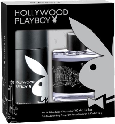 Buy Playboy Gift Set - Hollywood: Combo Gift Set