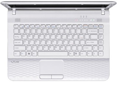Buy Sony VAIO VPCEG35EN Laptop (2nd Gen Ci3/ 2GB/ 320GB/ Win7 HB): Computer