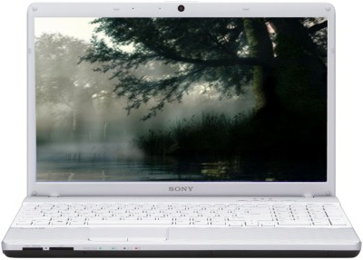Buy Sony VAIO VPCEH35EN Laptop (2nd Gen Ci3/ 2GB/ 320GB/ Win7 HB/ 512 MB Graph): Computer