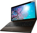 Lenovo Essential G580 (59-351473) Laptop (2nd Gen PDC/ 2GB/ 500GB/ DOS) - Chocolate Brown