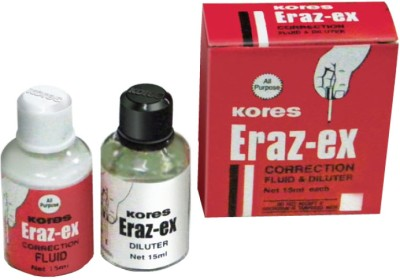 Buy Kores Eraz-ex Correction Fluid: Correction Stationery