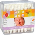 MeeMee 100% Pure Cotton Buds MM-1436 - Pack Of 56