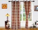Dekor World Baroq Design Door Curtain - CRNDPDWHGHZH4PYZ