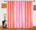 Dekor World Enticing Plain Door Curtain - CRNDQAY6RNMEGQWH